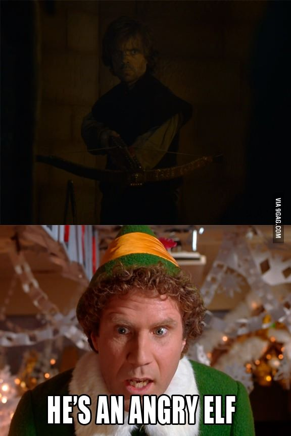 angry elf meme - Bing