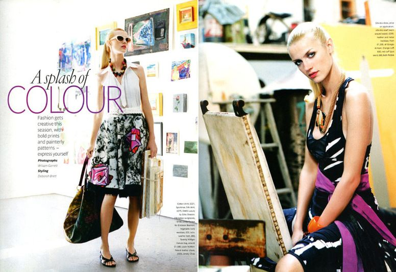 Kate Ryan - BELINDA SCOTT - Editorial