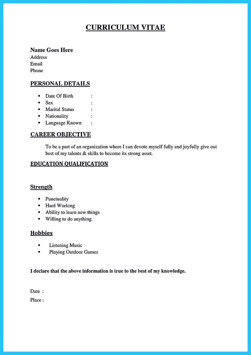 Awesome Impressing The Recruiters With Flawless Call Center Resume Check More At Http Snefci Org Impre Basic Resume Format Basic Resume Simple Resume Sample