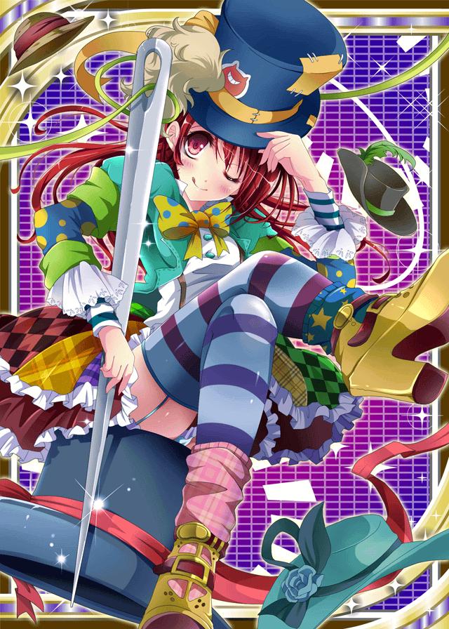 Hatter Hatter, Valkyrie, Anime