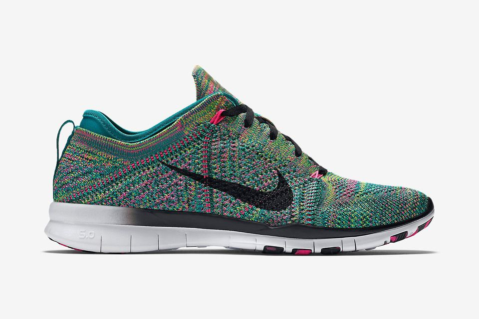 Nike Releases the Free TR 5 Flyknit