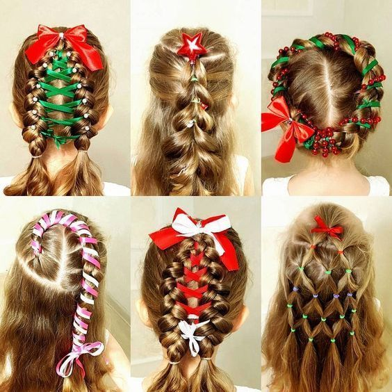 18 Inspirational Teen Hairdo for Christmas Eve Cute and Pretty | braids | Hair styles, Braided ...