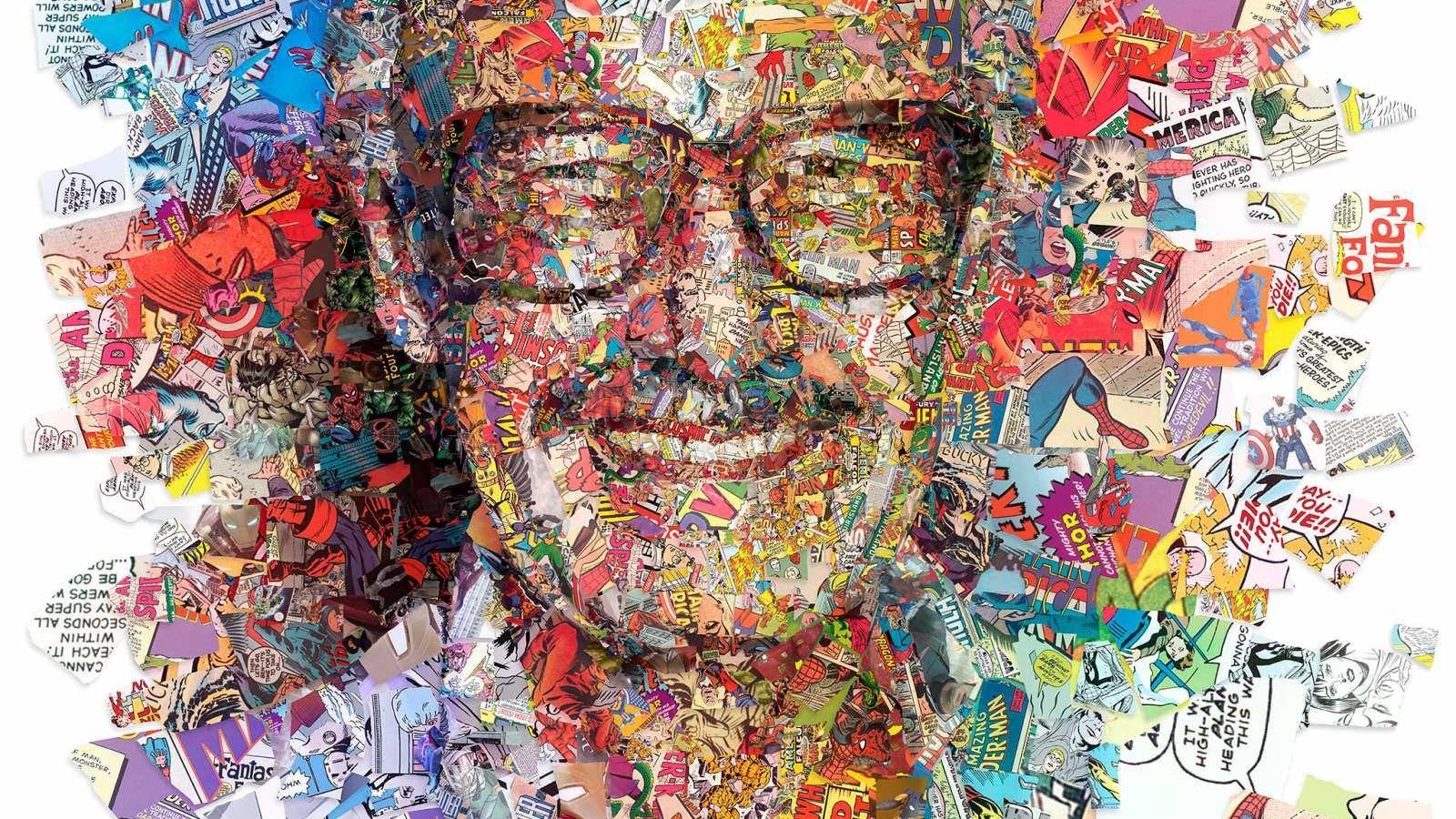 Stan Lee 1600x900 Art Fine Art Prints Stan Lee