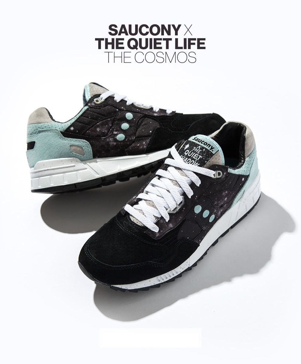 Quiet Life x Saucony Shadow 5000 'Cosmos'
