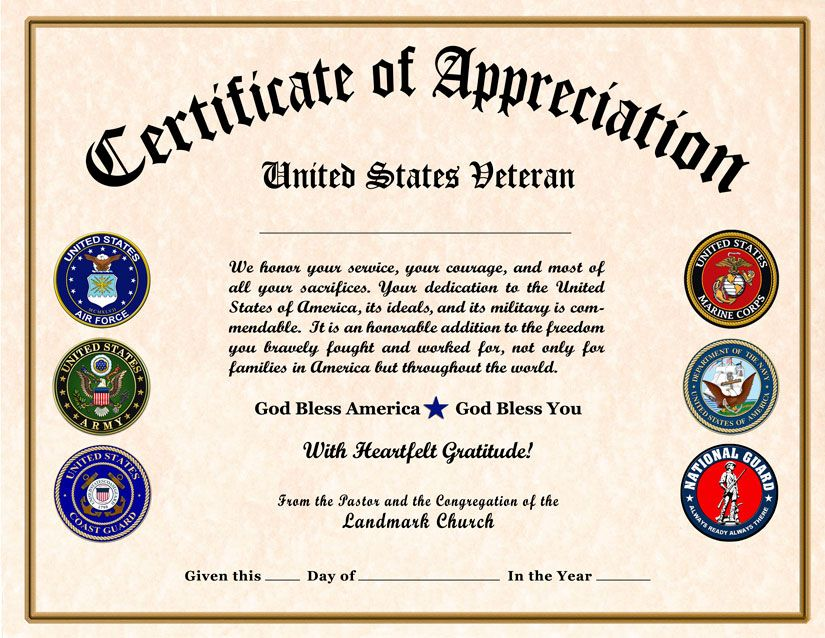 landmark-church-fill-injpg 825×638 pixels Award certificates - certificate of appreciation wordings
