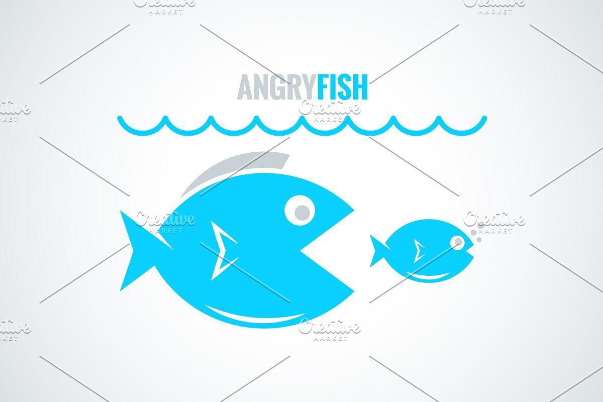 Fish concept design background. in 2020 Concept design