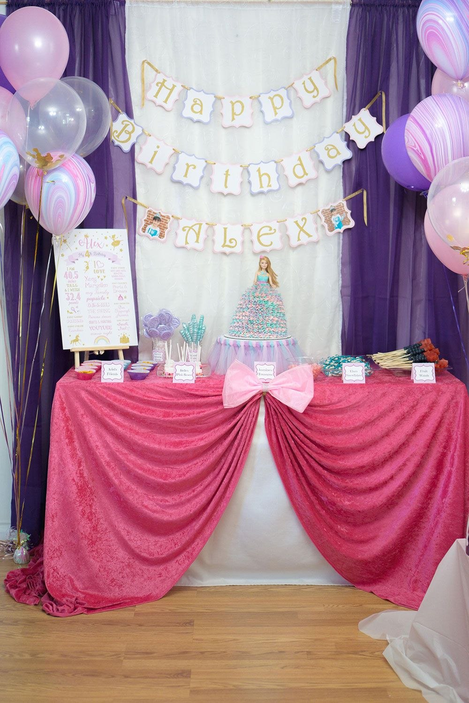 Pin On Girls Birthday Parties