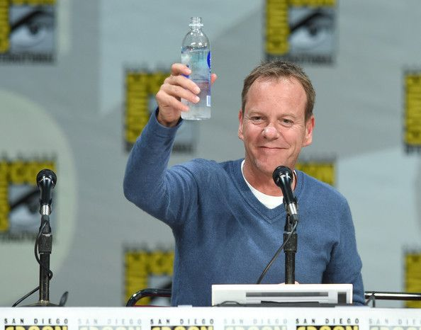 Kiefer Sutherland Photos  - '24: Live Another Day' Panel at Comic-Con - Zimbio