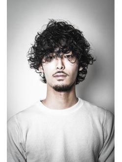 メンズ ヘアスタイル 髪型 ヘアカタログ ミディアム 人気順 3