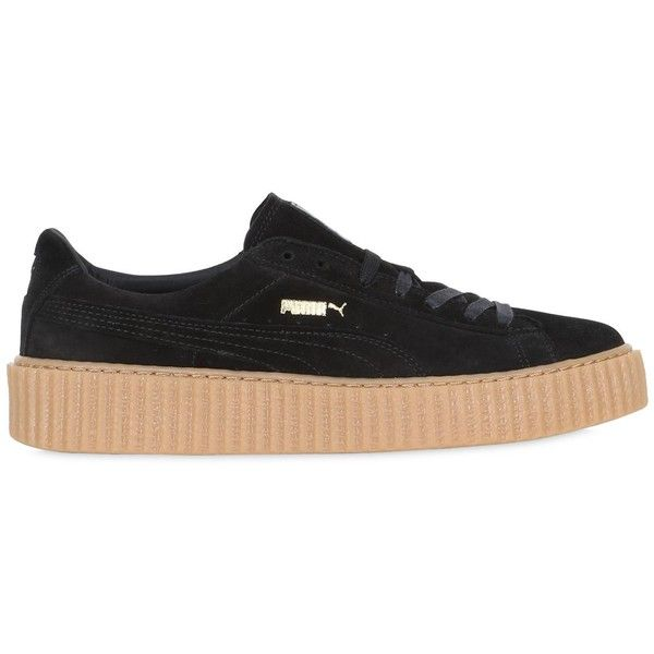 Puma Select Men Rihanna Suede Creepers ( 185) ❤ liked on Polyvore featuring  men s fashion 12f9b44762a