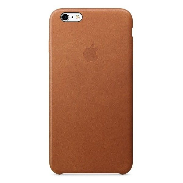 Iphone 6s Plus Leather Case Saddle Brown 415 Sek Liked On