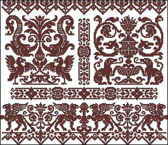vintage-cross-stitch-samplers
