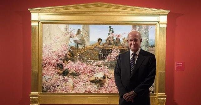 """El Foro de Manrique: """"Alma-Tadema y la pintura victoriana en la colección Pérez…"""