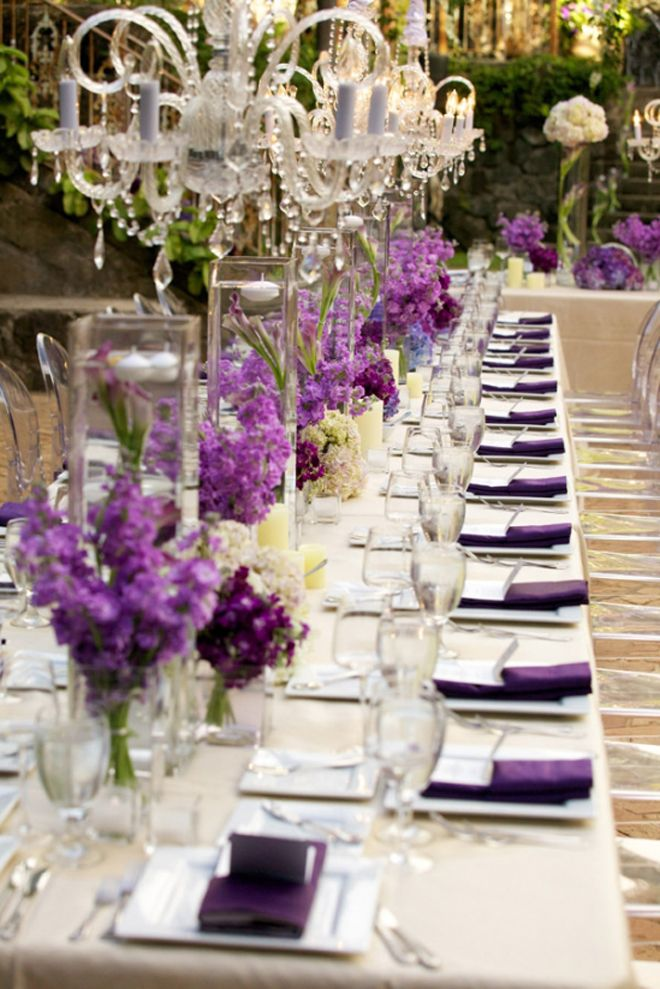 {Wedding Trends} Strictly #Long #Tables - Part 2 - Belle the Magazine . The Wedding Blog For The Sophisticated Bride