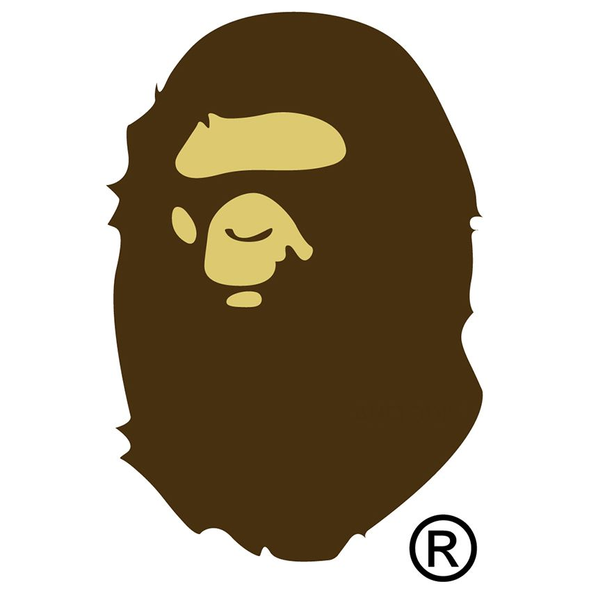 Bathing Ape Logo Vector