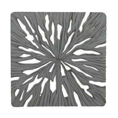 Bungalow Rose Intricate Carved Panel Wall Décor   Products ...