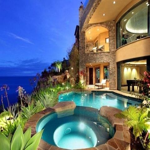 Omg If I Could Have This House That D Be Awesome Beach Mansion
