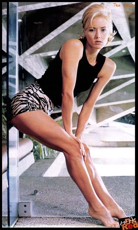 Improbable. All about tea leoni legs