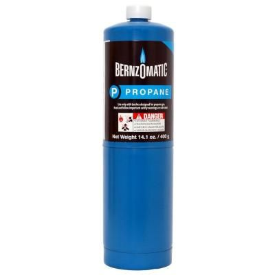 Bernzomatic 14 1 Oz Propane Gas Cylinder 304182 Propane Propane Cylinder Home Depot