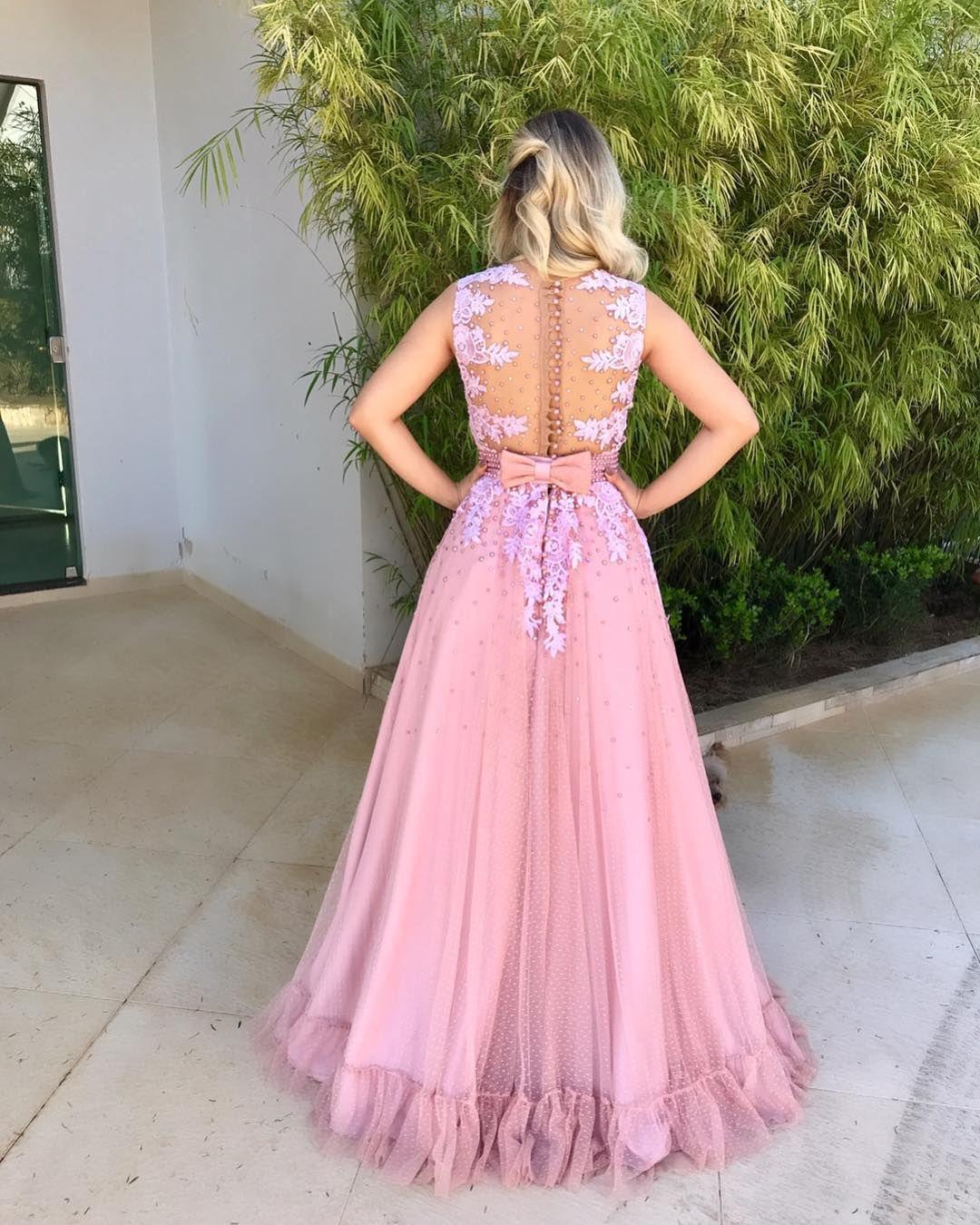 """Atelier /Vestidos Barbara Melo no Instagram: """"✨✨Nosso vestido ..."""