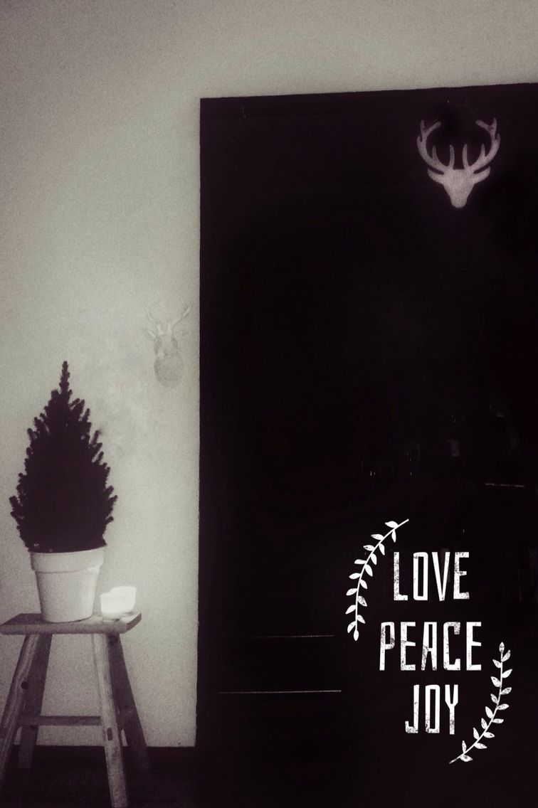 My own simple Xmas tree Photo by jippster©