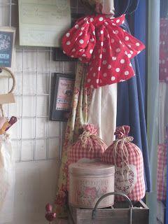 Charming cafe interior