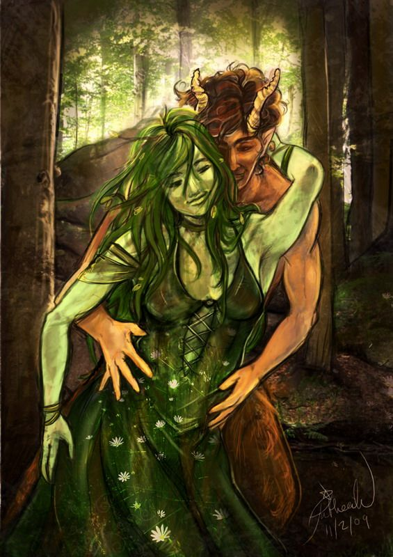 Flirting with Nature by ~Hierodulai on deviantART | Artsie ...