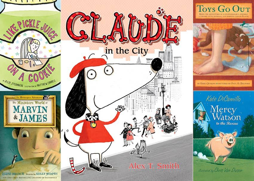 15 Superb Chapter Books For Second Graders Growing Reader Books