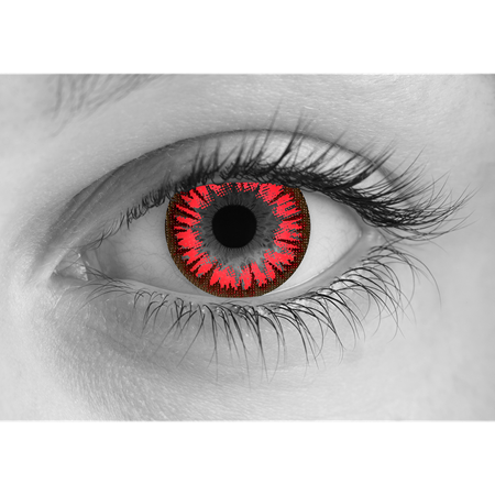 Buy New Moon Contact Lenses For Halloween Online Fda Approved Lowest Prices Guaranteed Free Shipping Prescr Red Contacts Lenses Red Contacts Contact Lenses