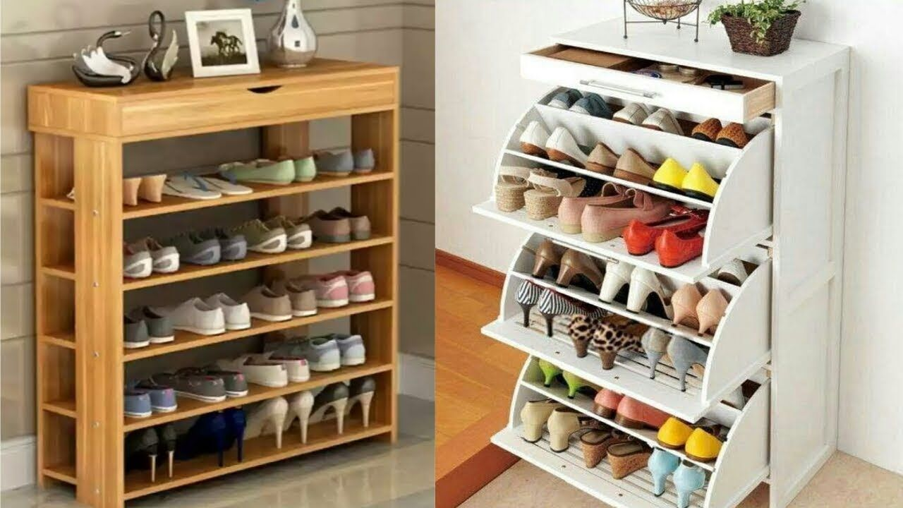 30 Creative And Unique Shoe Rack Ideas For Small Space Shoes Organiser Ideas Shoe Storage Furniture Shoe Shelf Diy Diy Shoe Rack