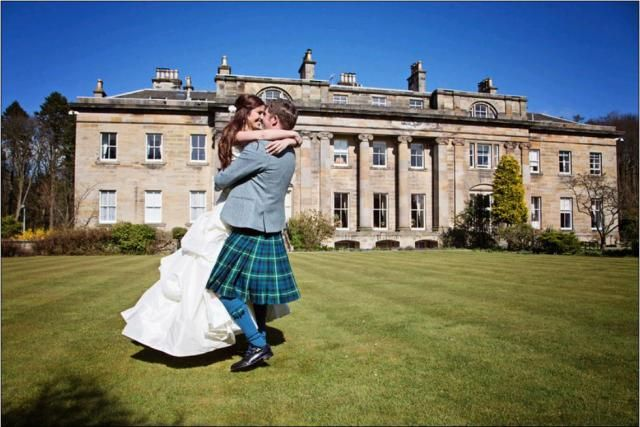 Best Wedding Venues In Scotland Country House Hotel Venue Fife Award Winning