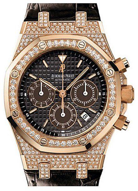 c4b804bef78c Audemars Piguet Audemars Piguet Women s Boutique Edition Royal Oak Offshore  18K Rose Gold Diamond Watch