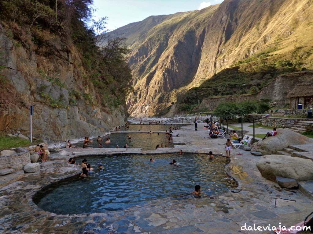 Termas de Cocalmayo, parada obligatoria antes o después de Machu Picchu. http://daleviaja.com/guia-practica-machu-picchu/