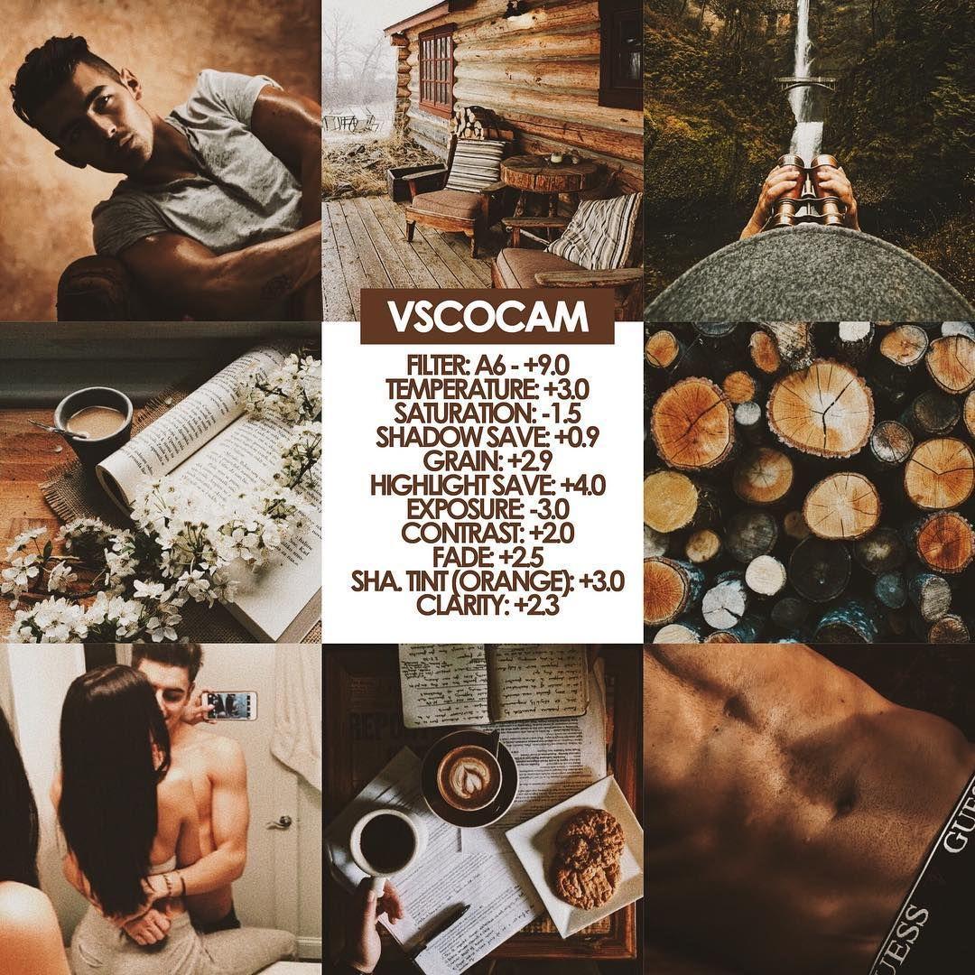 Vsco cam filters free