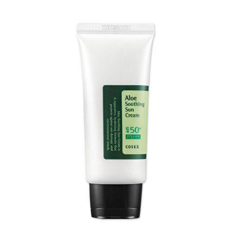 [Cosrx] Aloe Soothing Sun Cream SPF50 PA+++ 50ml by Cosrx... https://www.amazon.es/dp/B00V4JQHCG/ref=cm_sw_r_pi_dp_x_2QePybW3S2Z3F