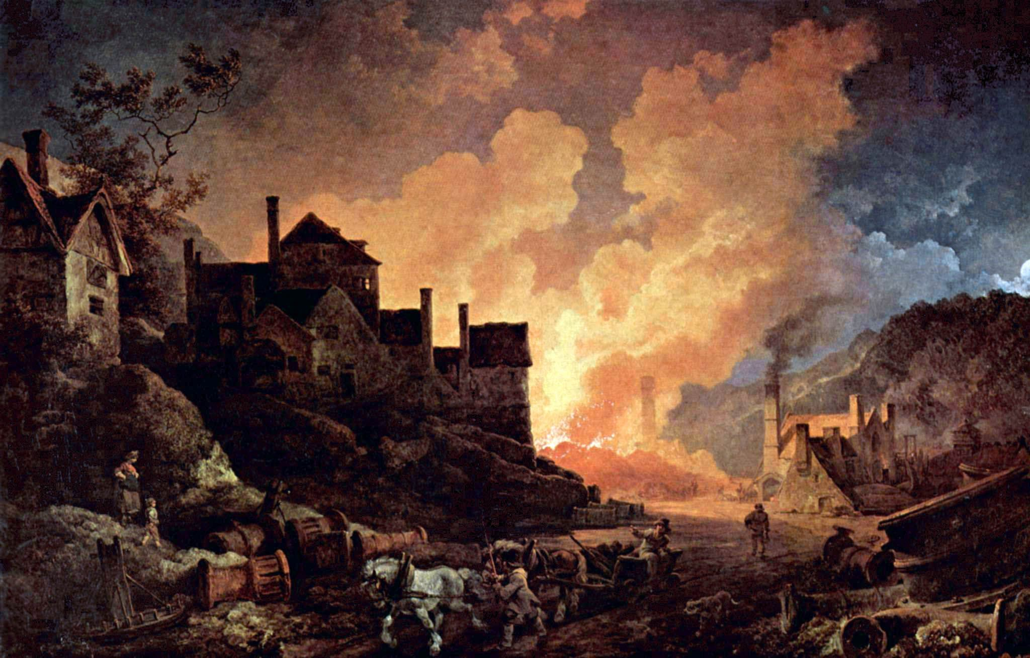 The Industrial Revolution Was A Period From 1750 To 1850 Where