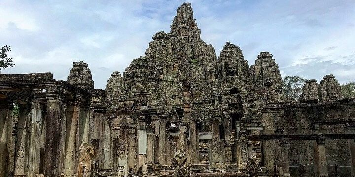 Angkor Temples, Siem Reap, Cambodia, Asia