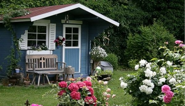 Berühmt Moderne Gartenhäuser - 50 Vorschläge für Sie! - Archzine.net #MN_07