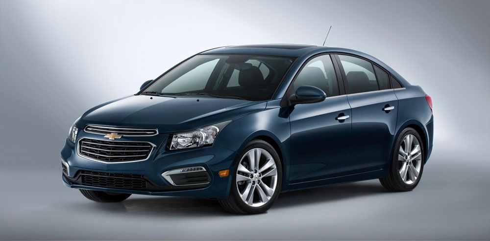 New Price Release 2015 Chevrolet Cruze Review Front View Model