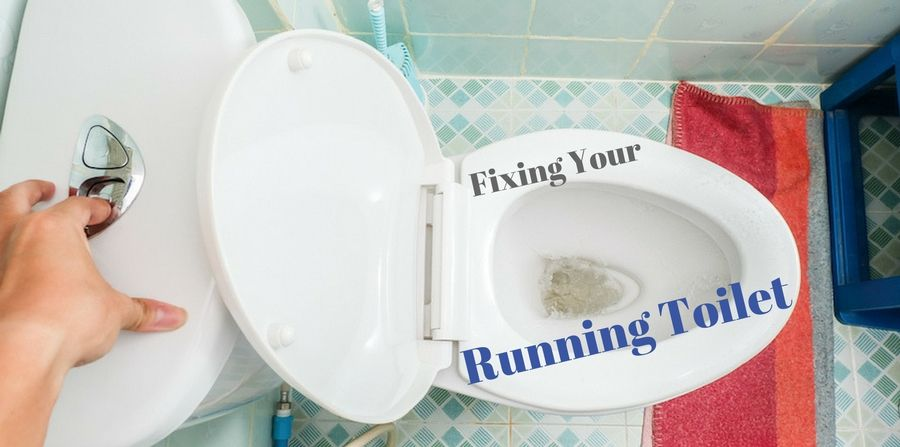 How To Fix A Running Toilet Why It Hens If Your