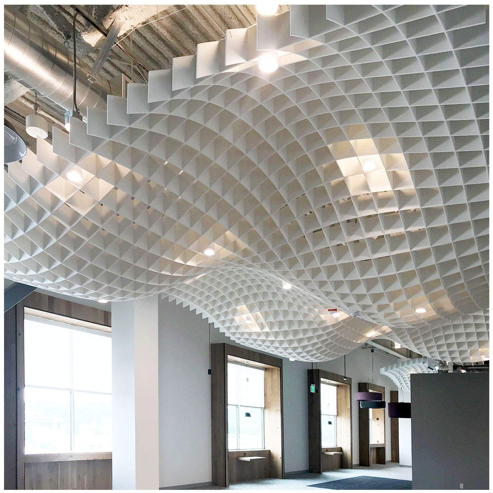 Acoustical Ceiling Grid Canopies Trader Boys Office Furniture Acoustical Ceiling Acoustic Ceiling Panels Ceiling Grid