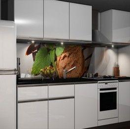 Klebefolie Küchenrückwand | Türtapete | Pinterest | Küchenrückwand ...