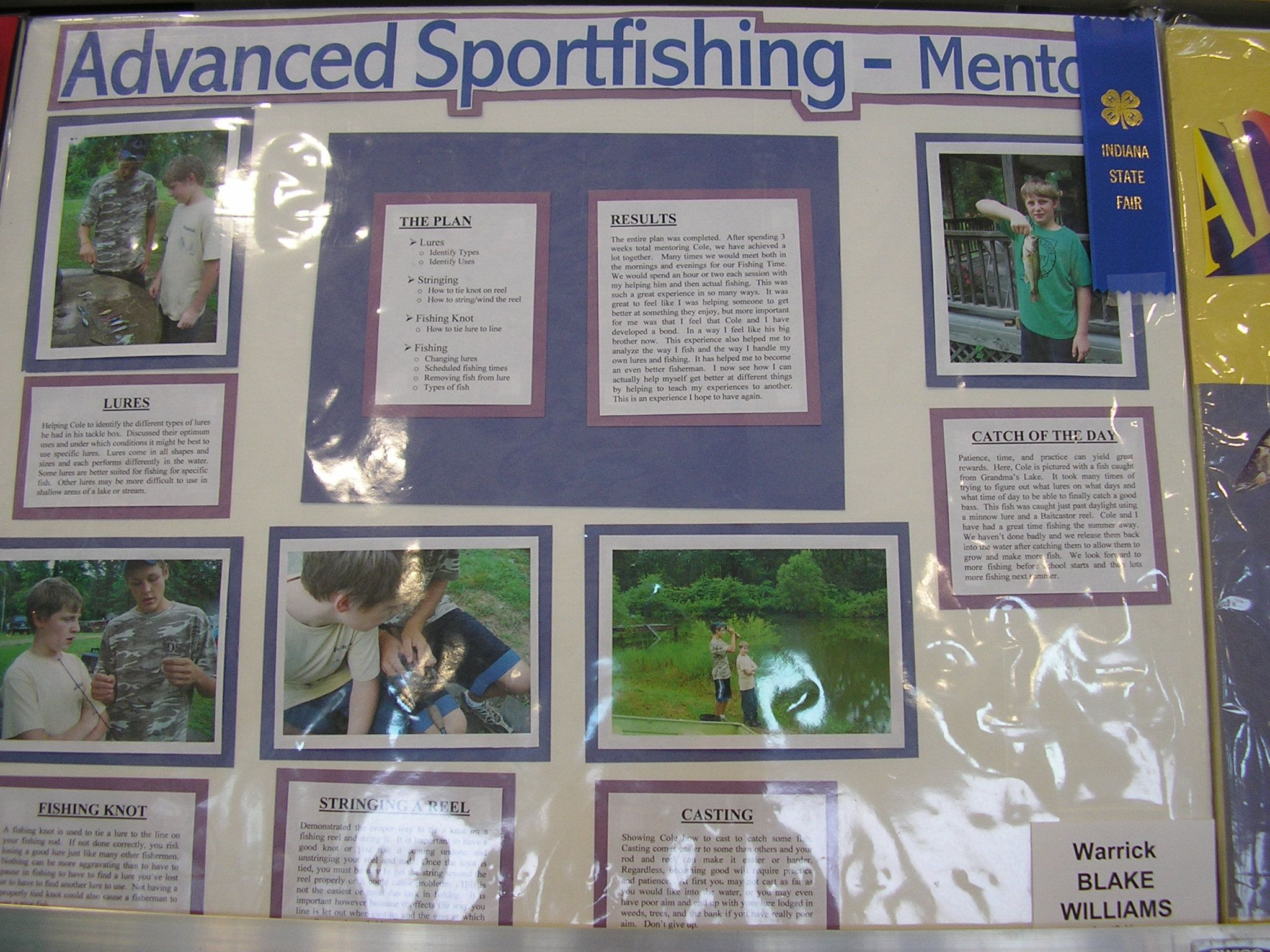 4h fishing poster - Google Search | 4H project ideas | Pinterest ...