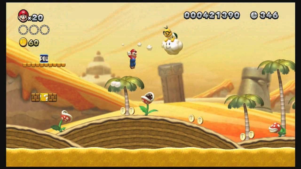 New Super Mario Bros U - Morton Koopa And My ADHD - Part 4