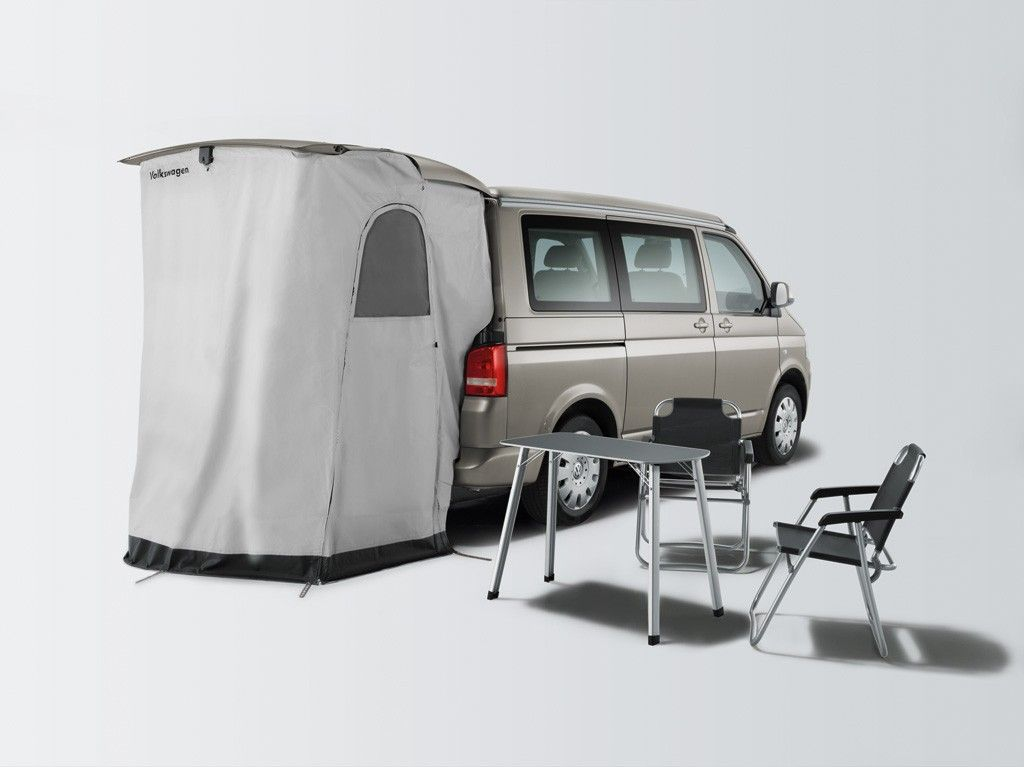 VW California T5 tailgate shower / awning & VW California T5 tailgate shower / awning | Volkswagen | Pinterest ...