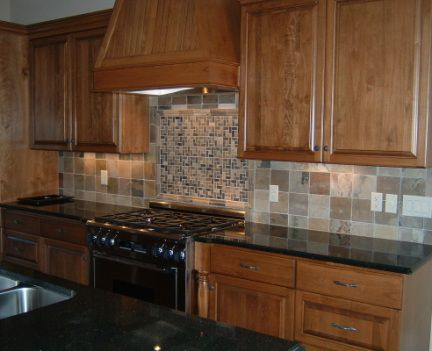 Dark Quartz Countertops With Backsplash | Before U0026 Afters   Granite  Countertops Charlotte, ... Pictures