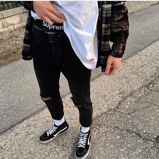 Pin by Adjahuime Nauld on Mode | Pinterest | Supreme Street wear and Street
