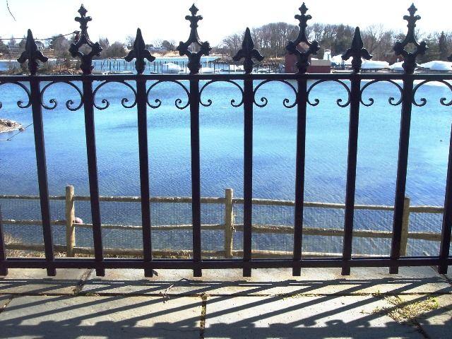 Decorative Wrought Iron Fencing Wrought Iron Fences Iron Fence