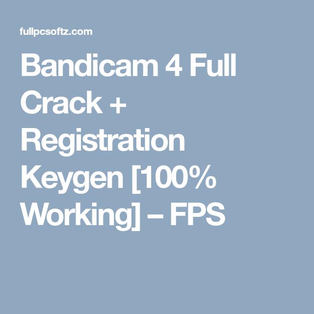bandicam crack yapma 2018
