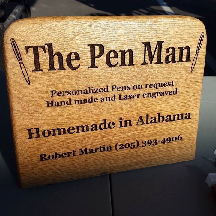 Sidewalk sale by The Pen Man. Wood items! #crafts #diy #handmade #shopsmall #mall #craftymom #boutiques #style #musthave #instaartist #artist #craftime #nofilter #love #instagood #beautiful #cute #cool #like #like4like #intsadaily #instalike #fb